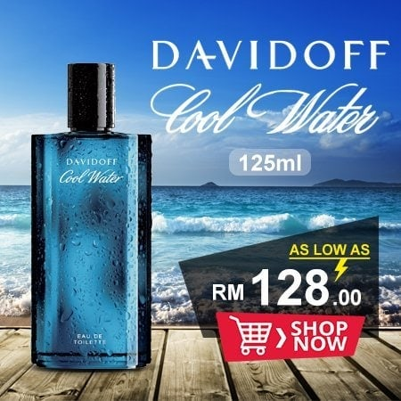 Davidoff Cool Water ads new2